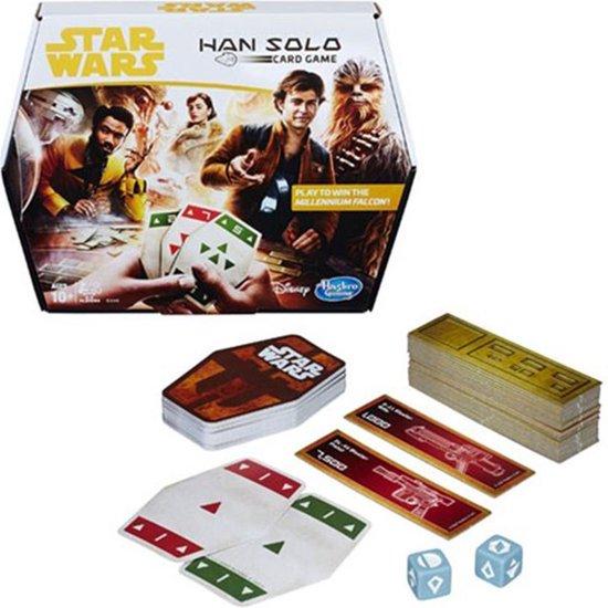 Afbeelding van het spel Star Wars – Han Solo Card Game (Engelse uitgave)
