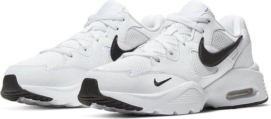 Nike Sneakers - Maat 42.5 - Mannen - wit/zwart