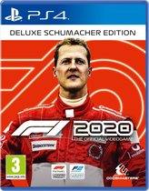 F1 2020 - Deluxe Schumacher Edition - PS4