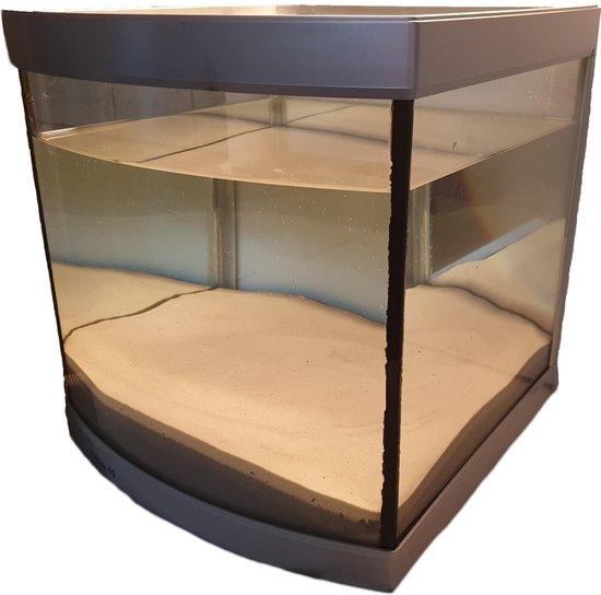 Aquarium zand - wit - 4,5kg