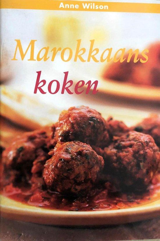 Minikookboekje - Marokkaans koken - Anne Wilson  