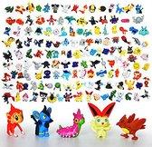 48 unieke pokemon figuren + gratis pokemon kaarten