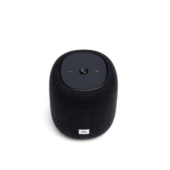 JBL Link Music - Draadloze Smart Speaker - Zwart