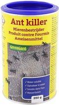 Mierenpoeder - Mieren - Bestrijden - 250 Gram - Voordeel - GreenGard - Mierengif - Tegen Mieren - Ongediertewering - Oplosbaar - Mierenbestrijding