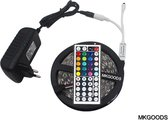 RGB led strip MKGOODS - 5m - Set RGB - kleuren - I