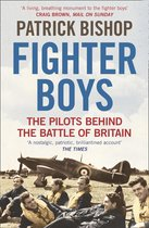 Boek cover Fighter Boys: Saving Britain 1940 van Patrick Bishop
