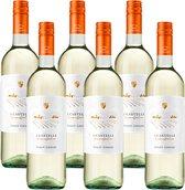 i Castelli - Romeo e Giuletta Pinot Grigio D.O.C. - Pinot Grigio - Witte wijn - 6 x 75 cl