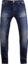 John Doe Ironhead Used Dark Blue XTM Motorcycle Jeans 34/30