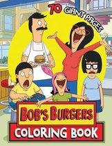 Bob's Burgers Coloring Book