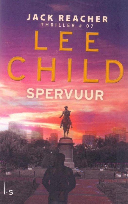 Spervuur (Special Boekenvoordeel 2018) - Lee Child  
