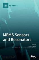MEMS Sensors and Resonators