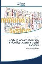 Innate responses of chicken antibodies towards malarial antigens