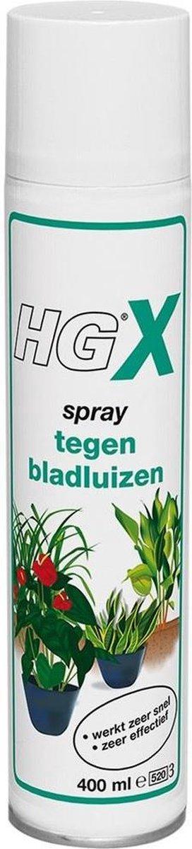 HGX spray tegen bladluizen - 400ml - uniek product
