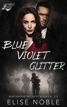 Omslag Blue - Violet - Glitter