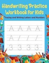 Handwriting Practice Workbook for Kids