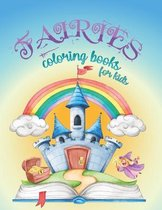 Fairies Coloring Book For Kid