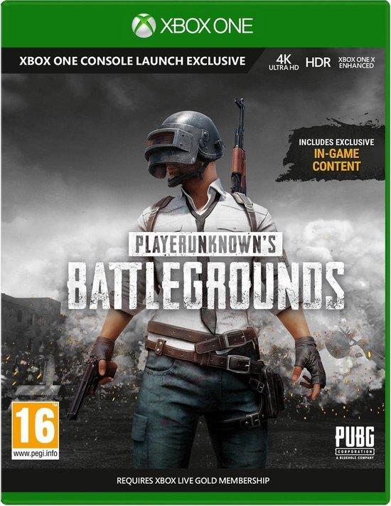Microsoft PlayerUnknown's Battlegrounds Xbox One Basis Engels