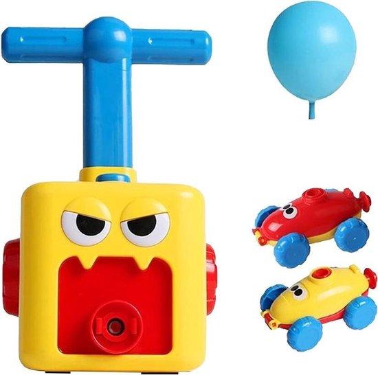Bol Com Ballon Auto Balloon Car Interactief Speelgoed Auto Educatief Speelgoed