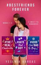 #BestFriendsForever Series (Books 1-3)