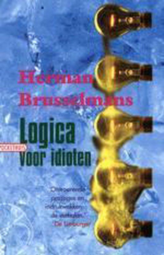 Logica Voor Idioten - Herman Brusselmans |