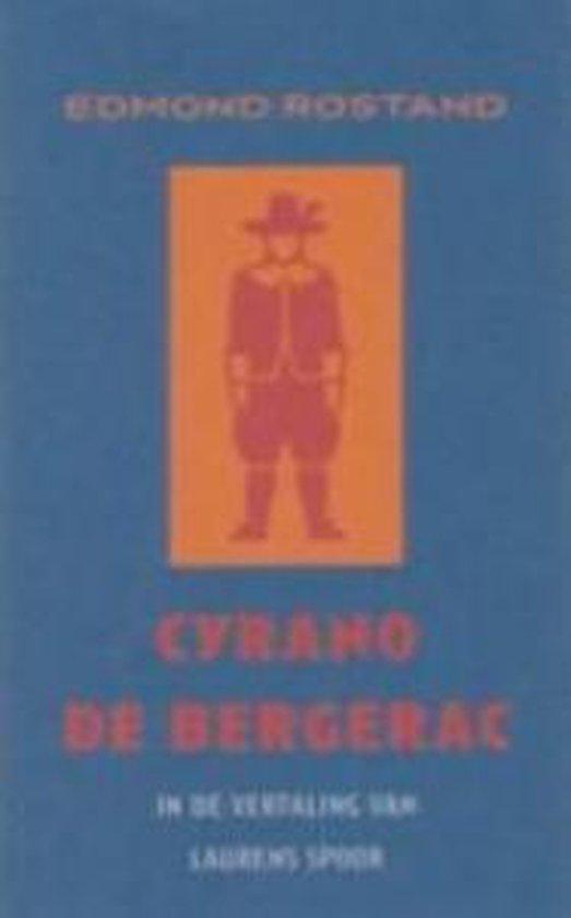 Boek cover Cyrano de Bergerac van Edmond Rostand (Hardcover)