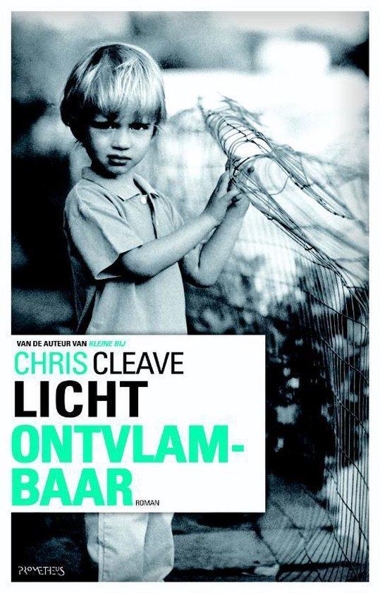 Licht ontvlambaar - Chris Cleave pdf epub