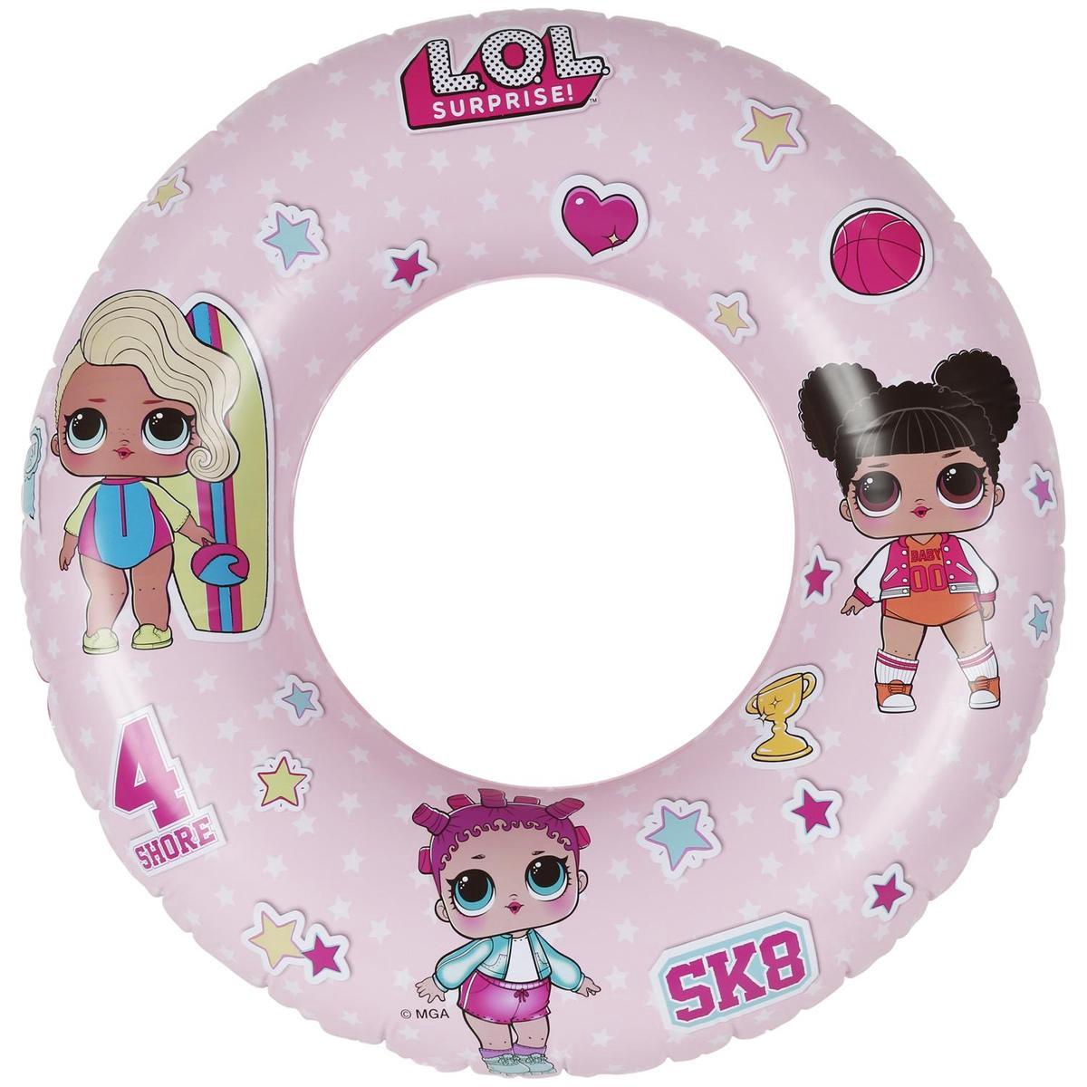 Zwemband LOL Surprise - Roze - Kunststof - Ø90 cm