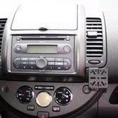 Houder - Dashmount Nissan Note 2006-2012