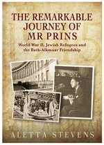 Omslag The Remarkable Journey of Mr Prins