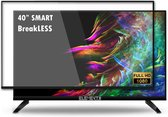 """ELEMENTS SMART TV 40"""" INCH ANDROID 9.0 BREAKLESS GLASS"""