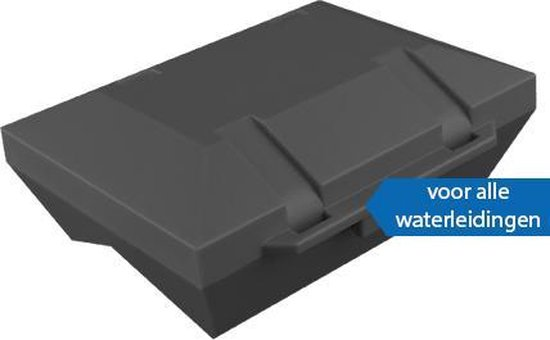 ✅ Waterontharder Black Edition Uni-Pro - voor alle waterleidingen (waterontharder magneet) ☆ Water ontharder | Antikalk | Kalkaanslag | Water ontkalker | Waterverzachter | Magnetisch | Waterontkalker | > 20.000 Gauss / 20 Tesla