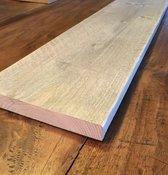 Steigerhouten plank, Steigerplank 100cm (2x geschuurd) OLD-LOOK ,Steigerhout Wandplank | Steigerplanken | Landelijk | Industrieel | Loft | wandrek