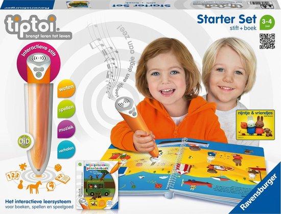 tiptoi® Starter Set De Avonturen van nijntje