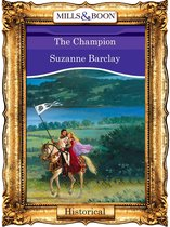 Omslag The Champion (Mills & Boon Vintage 90s Historical)