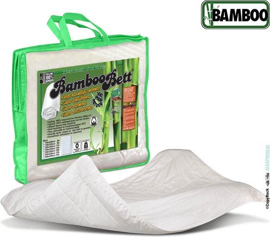 Bamboo Bett Origineel zuiver bamboe zomerdekbed 240x200cm
