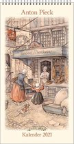 Anton Pieck Notitiekalender 2021 - Broodbackerij