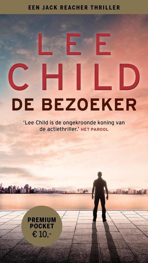 Boek cover De bezoeker van Lee Child (Paperback)