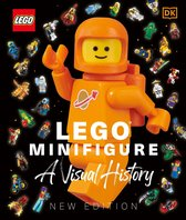 LEGO (R) Minifigure A Visual History New Edition (Library Edition)