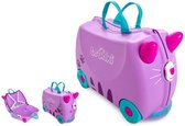 Trunki Ride-on Handbagage koffer 46 cm - Cat Cassie