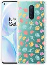 OnePlus 8 Hoesje Schelpen