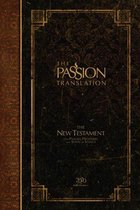 The Passion Translation Nt with Psalms, Proverbs and Song of Songs (2020 Edn) Hb Espresso