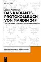 Das Kadiamtsprotokollbuch Von Mardin 247