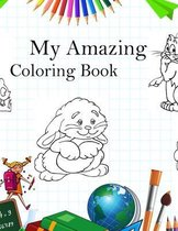 My Amazing Coloring Book