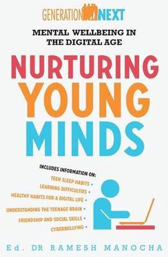 Boek cover Nurturing Young Minds van Ramesh Manocha (Paperback)