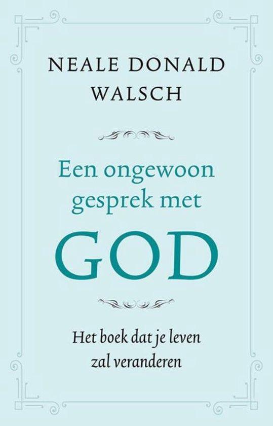 Boek cover Een ongewoon gesprek met God van Neale Donald Walsch (Paperback)