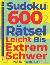 Sudoku 600 Ratsel Leicht Bis Extrem Schwer