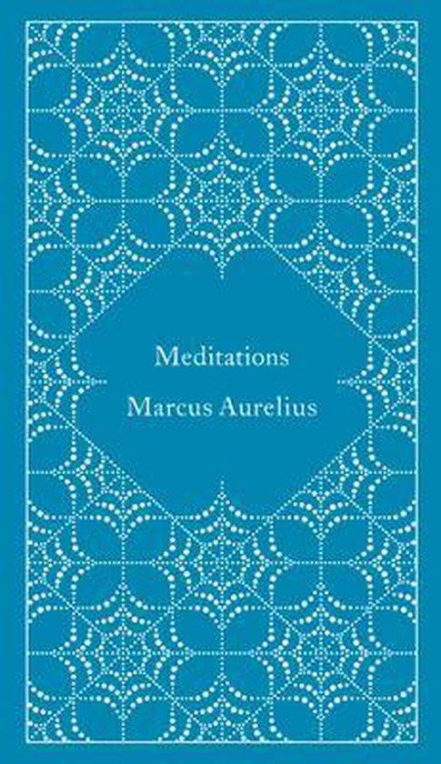 Boek cover Meditations van Marcus Aurelius (Hardcover)