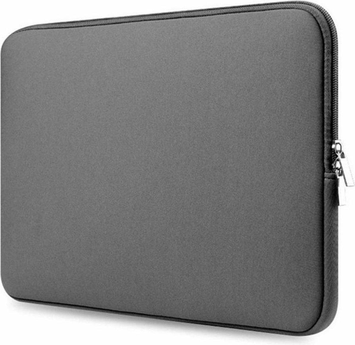 Apple MacBook Pro 13.3 inch (2020) hoes - Laptop sleeve - 13.3 inch - Grijs