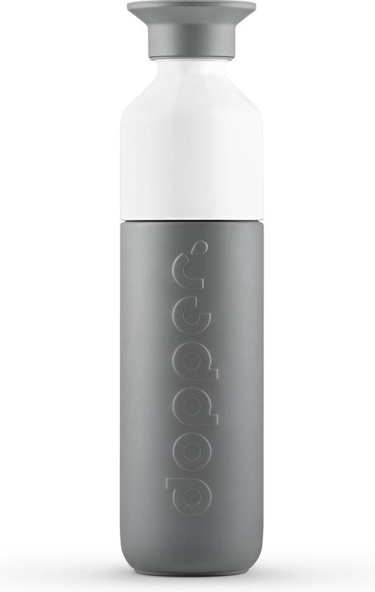 Dopper Insulated Drinkfles - 350 ml  - Glacier Grey