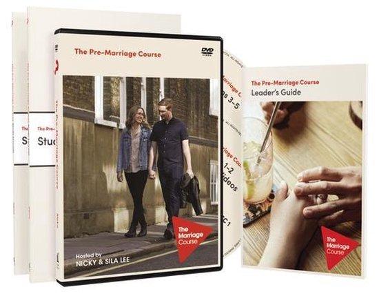 Boek cover The Pre-Marriage Course Pack van Nicky Lee (Paperback)